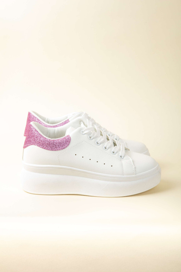 SNEAKERS ECO PELLE PETRA