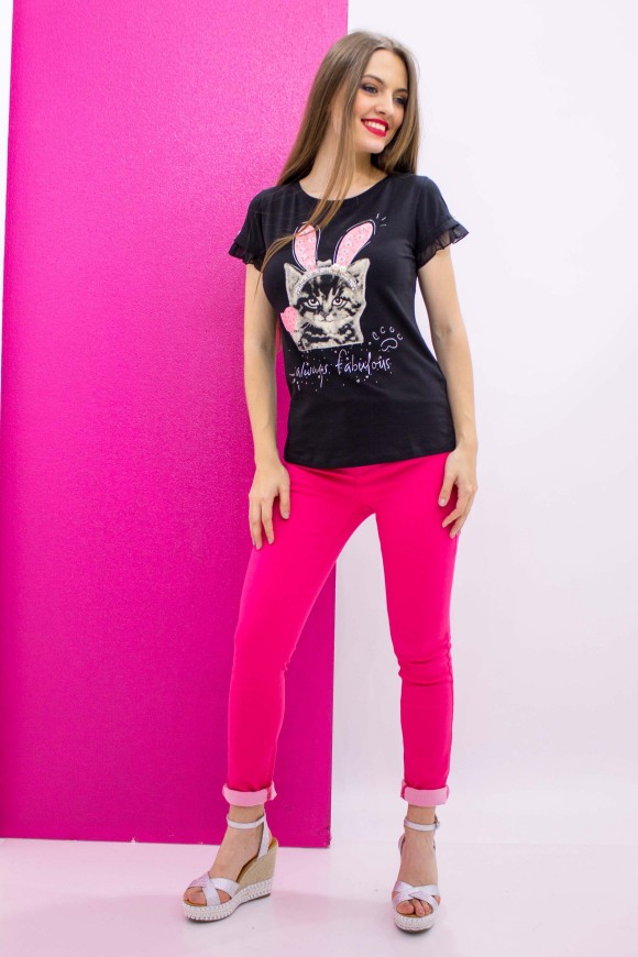 JEANS SKINNY COLORE - 118-5 dh001